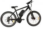 "E-Bike ""Hades"" black 250Watt"
